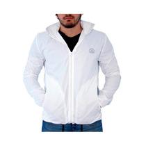 Campera Tipo Northface Impermeable Blanc Hombre Envio Gratis