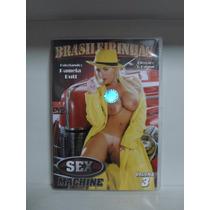 Dvd Sex Machine - Volume 3 - Brasileirinhas - Frete: 8,00