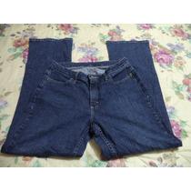 Pantalon De Mezclilla Jeans Riders P/dama 10-36 Azul Nuevo