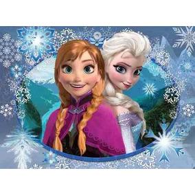 Kit Imprimible Frozen Disney Fiesta Cumpleaño Torta Princesa