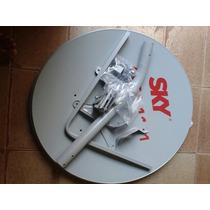Kit Cinco Antenas Completas Sky
