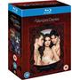 Diários De Um Vampiro - 1a A 4a - Blu-ray -dublado - Lacrado