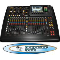 Mesa Digital Mixer Compact X32 8750.r$ Na Loja Magazine Som