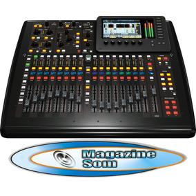 Mesa Digital Mixer Compact X32 9250 R$ Na Loja Magazine Som