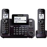Panasonic Kx-tg9542b Link2cell Bluetooth Activado De 2 Lín