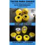 Tacos Chasis Para Chevy- Camaro - Elastomero - Competicion
