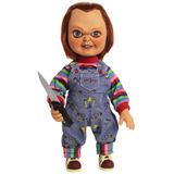 Mezco Toyz 38 Cm Chucky Action Figure Con Sonido