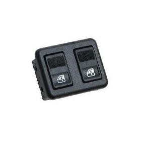 Botão Interruptor Duplo Vidro Eletrico Gol Santana Logus