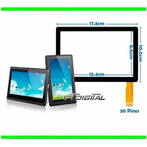 Mica Tactil Tablet 7 Tableta China Allwinner A13 A23 Q8