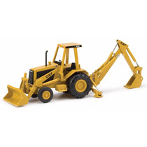 Caterpillar Retroexcavadora Cat 416 Escala 1:32 Ped271