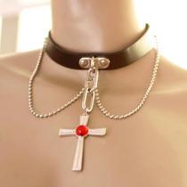 Collar Rozario Vampire Rosario Vampiro Envio Gratis Dhl Fede