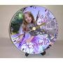 Reloj Cd Personalizado Calidad Foto Pilas Y Atril Gratis!