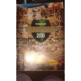 Livro Ilustrado Campeonato Brasileiro 2010 (incompleto)