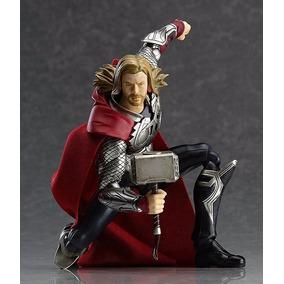 Boneco Articulado Thor Figma 216 Avengers