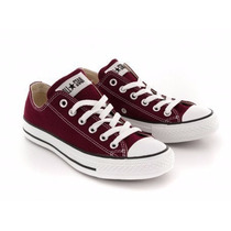 Converse All Star Chuck Taylor Choclo Vino 2 Al 6 Original