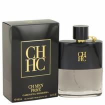 Perfume Ch Men Privé Carolina Herrera 100ml | 100% Original