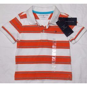 Camisas Tipo Polo Tommy Hilfiger Bebe/niño 100%originales