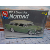 Chevrolet 1955 Station Wagon Nomad 1/25 Kit Amt