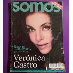 Revista Somos Veronica Castro 2003