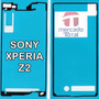 Kit 2 Adesivo Vedaçao Sony Xperia Z2 P/ Lcd Touch Screen