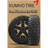 Llantas Todo Terreno All Mud Terrain Off Road Goodrich Kumho