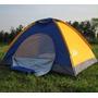 Carpa Tipo Iglu Para 2 Personas De 2x1.5m Camping Playa