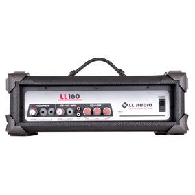 Cabeçote Amplificado Multiuso Ll160 - Ll Audio