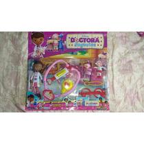Doutora Dos Brinquedos Kit C Os Bonecos E Acessórios Médico