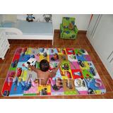 Tapete Infantil Portátil Bebe Conforto Atividades Disney