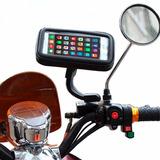 Soporte De Celular Kit Para Moto Iphone Samsung Varios