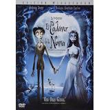 El Cadaver De La Novia Tim Burton Pelicula Dvd