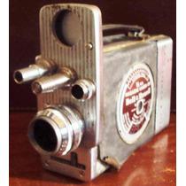 141 Prd- Antiga Filmadora- Bell E Howell- 16mm- Analógica