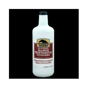 Shampoo Winner Horse De 1lt Para Cavalo E Cães