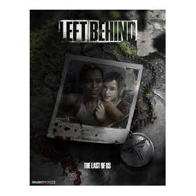 Dlc Left Behind - The Last Of Us Ptbr + Brinde + Season Pas