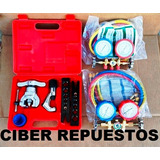 Kit Herramientas Refrigeracion Profesional Super Completo