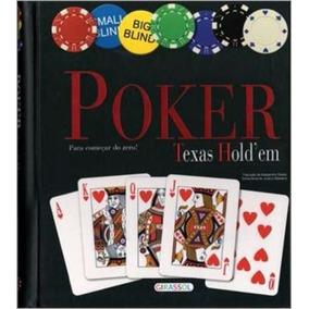 Livro Poker Texas - Para Comecar Do Zero! Capa Dura
