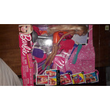Barbie Color Stylin Hair Salon De Belleza. Permuto