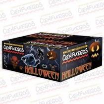 Torta Pirotecnia Halloween Fuegos Artificiales