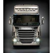 Scania P 250 Db 4x2 2017con Dto. De $30.000