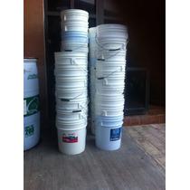 100 Cubetas O Botes De Plástico De 20 Lts