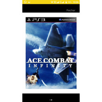Ace Combat Infinity Ps3 Envio Psn,mais Barato Do Ml