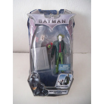 Guason Joker Destructo Case Batman Mattel