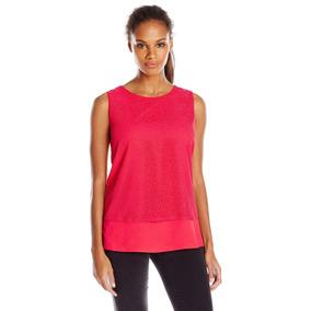 Remera Musculosa Roja Calvin Klein Ts Original Importada