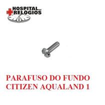 Parafuso Fundo Aqualand I Citizen C022 C020 C021 C023 C029