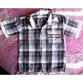 Camisa De Niño Hermosa Nueva Talle 4