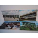 Lote - Feira De Santana (bahia) 4 Cartões Postais