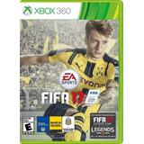 !!! Fifa 17 Para Xbox 360 En Wholegames !!!