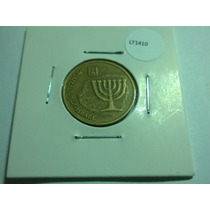 Moeda Israel 10 Agorot - Lt1410