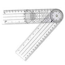 Goniômetro De Grande Amplitude 35 Cm Em Pvc Trident