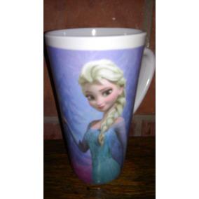 Taza Disney Frozen Elsa Y Ana Fiesta! Cotillon, Recuerdo